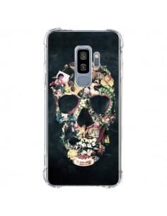 Coque Samsung S9 Plus Skull Vintage Tête de Mort - Ali Gulec