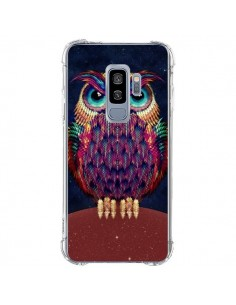 Coque Samsung S9 Plus Chouette Owl - Ali Gulec