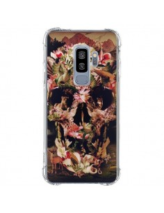 Coque Samsung S9 Plus Jungle Skull Tête de Mort - Ali Gulec