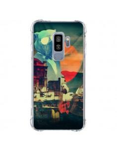 Coque Samsung S9 Plus Abracadabra Magicien Chien Lapin - Ali Gulec