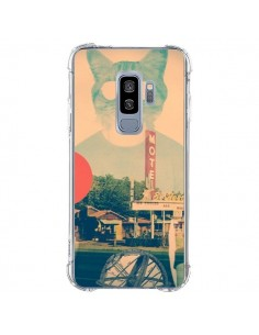 Coque Samsung S9 Plus Chat Fashion The Cat - Ali Gulec