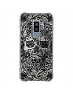 Coque Samsung S9 Plus Skull Lace Tête de Mort - Ali Gulec