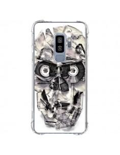 Coque Samsung S9 Plus Tape Skull K7 Tête de Mort - Ali Gulec