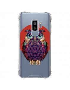 Coque Samsung S9 Plus Chouette Hibou Owl Transparente - Ali Gulec