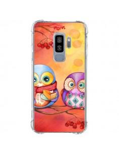 Coque Samsung S9 Plus Chouette Arbre - Annya Kai