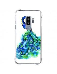 Coque Samsung S9 Plus Paon Multicolore - Annya Kai