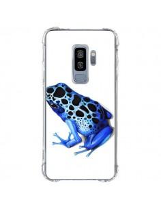 Coque Samsung S9 Plus Grenouille Bleue - Annya Kai