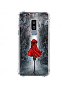 Coque Samsung S9 Plus Le Petit Chaperon Rouge Bois - Annya Kai