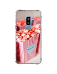 Coque Samsung S9 Plus Punk Popcorn Rose - Asano Yamazaki