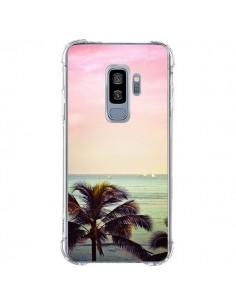 Coque Samsung S9 Plus Sunset Palmier Palmtree - Asano Yamazaki