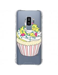 Coque Samsung S9 Plus Cupcake Dessert Transparente - Asano Yamazaki