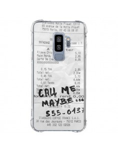 Coque Samsung S9 Plus Call me maybe - Benoit Bargeton