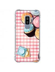 Coque Samsung S9 Plus Petit Dejeuner Cupcakes - Benoit Bargeton