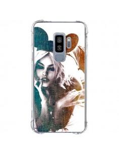 Coque Samsung S9 Plus Mickey Lady - Daniel Vasilescu