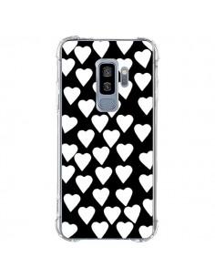 Coque Samsung S9 Plus Coeur Blanc - Project M