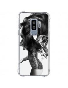 Coque Samsung S9 Plus Femme Ours - Jenny Liz Rome