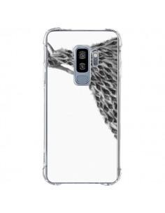 Coque Samsung S9 Plus Peacock Paon Robe Femme - Jenny Liz Rome