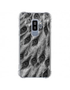 Coque Samsung S9 Plus Paon Robe - Jenny Liz Rome