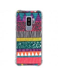 Coque Samsung S9 Plus Azteque Dessin - Kris Tate
