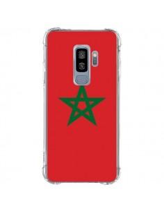 Coque Samsung S9 Plus Drapeau Maroc Marocain - Laetitia