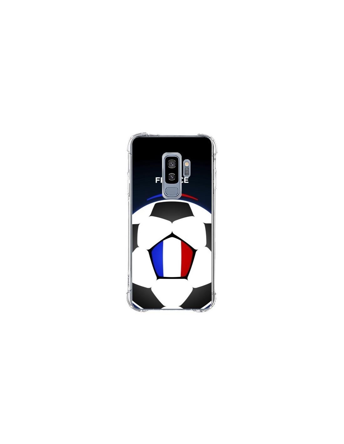 Coque Samsung S9 Plus France Ballon Football - Madotta