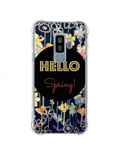 Coque Samsung S9 Plus Hello Spring - R Delean