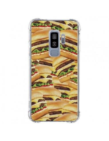 Coque Samsung S9 Plus Burger Hamburger Cheeseburger - Rex Lambo