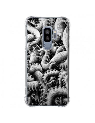Coque Samsung S9 Plus Tentacules Octopus Poulpe - Senor Octopus