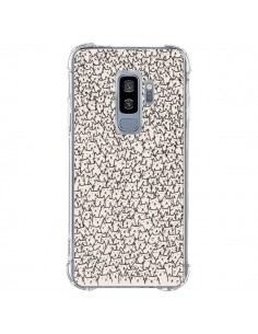 Coque Samsung S9 Plus A lot of cats chat - Santiago Taberna