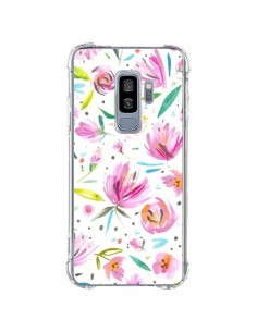 Coque Samsung S9 Plus Painterly Waterolor Texture - Ninola Design