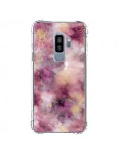 Coque Samsung S9 Plus Roses Bouquet Pink - Ninola Design