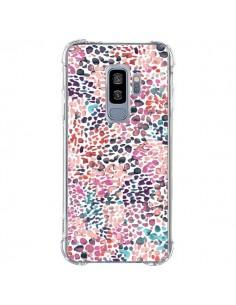 Coque Samsung S9 Plus Soft Nautical Watercolor Lines - Ninola Design
