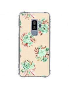Coque Samsung S9 Plus Sweet Kisses Pink Lips - Ninola Design