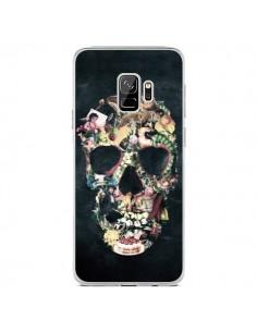 Coque Samsung S9 Skull Vintage Tête de Mort - Ali Gulec
