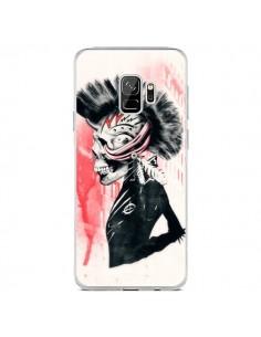 Coque Samsung S9 Punk - Ali Gulec