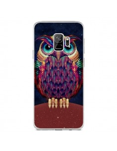 Coque Samsung S9 Chouette Owl - Ali Gulec