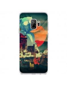 Coque Samsung S9 Abracadabra Magicien Chien Lapin - Ali Gulec