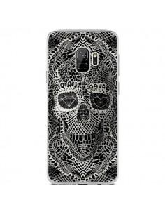 Coque Samsung S9 Skull Lace Tête de Mort - Ali Gulec