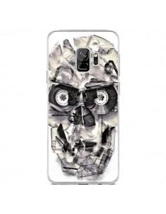 Coque Samsung S9 Tape Skull K7 Tête de Mort - Ali Gulec