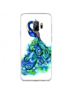 Coque Samsung S9 Paon Multicolore - Annya Kai