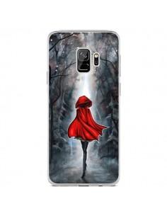 Coque Samsung S9 Le Petit Chaperon Rouge Bois - Annya Kai
