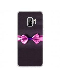 Coque Samsung S9 Noeud Papillon Kitty Bow Tie - Asano Yamazaki