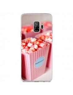 Coque Samsung S9 Punk Popcorn Rose - Asano Yamazaki