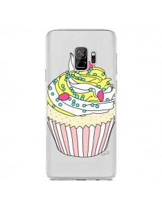 Coque Samsung S9 Cupcake Dessert Transparente - Asano Yamazaki