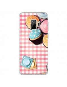 Coque Samsung S9 Petit Dejeuner Cupcakes - Benoit Bargeton