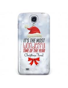 Coque Joyeux Noël pour Galaxy S4 - Eleaxart
