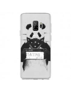 Coque Samsung S9 Bad Panda Transparente - Balazs Solti