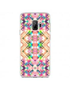 Coque Samsung S9 Wild Colors Azteque - Danny Ivan