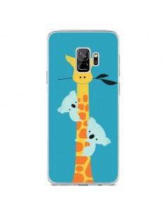 Coque Samsung S9 Koala Girafe Arbre - Jay Fleck