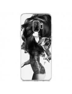 Coque Samsung S9 Femme Ours - Jenny Liz Rome